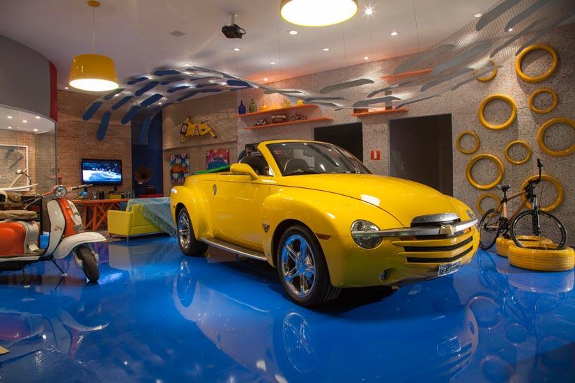 Polo Design Show 2012 apresenta tendências do design de interiores