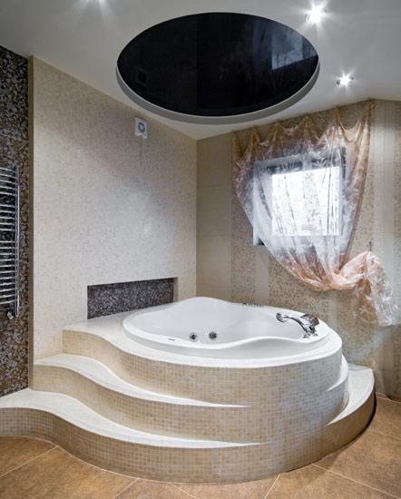 25 exemplos banheiros com banheiras
