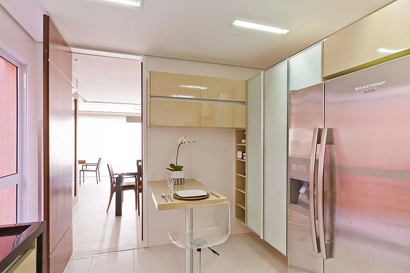 Ideias para decorar e iluminar a cozinha