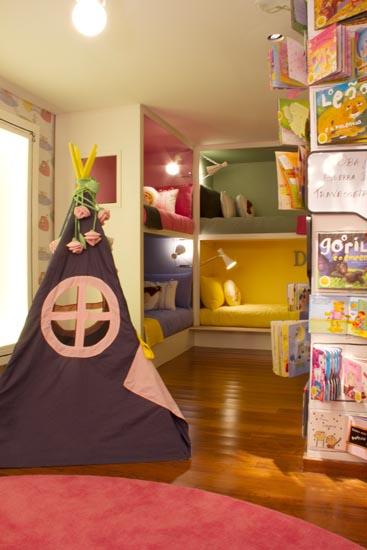 Decoração para menina na Casa Cor