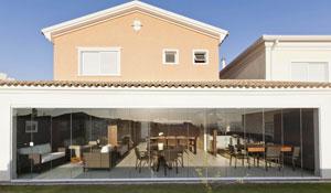 Madeira valoriza decoração da casa