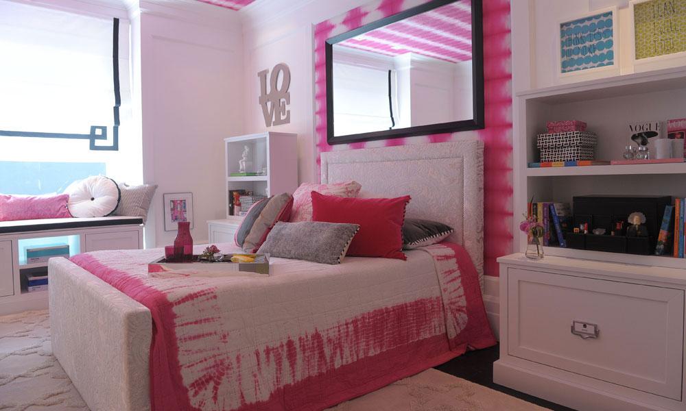 Decoração de quartos com diferentes estilos na mostra Q&E 2014