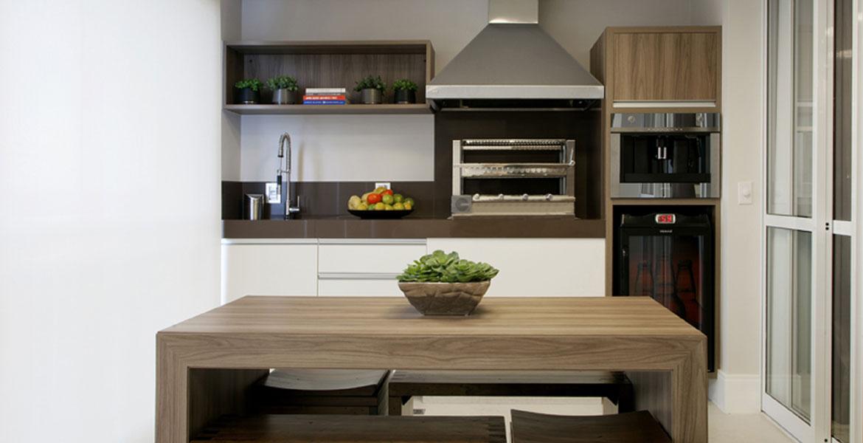 31 ideias para você decorar seu espaço gourmet