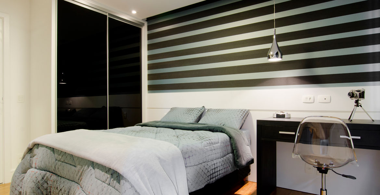 Papéis de parede para diversos ambientes