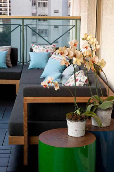 Ideias para decorar sua varanda