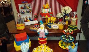 Ideias de decoração para festa infantil