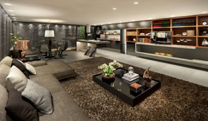 Loft elegante inspirado em Nova York
