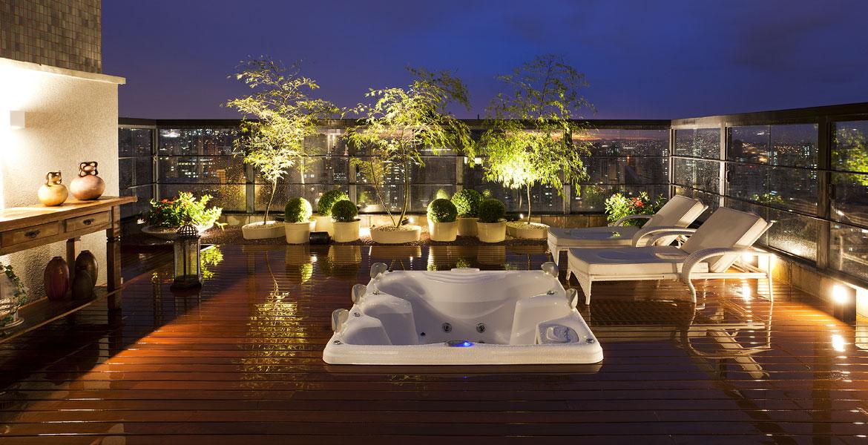 Ideias de decoração para terraço