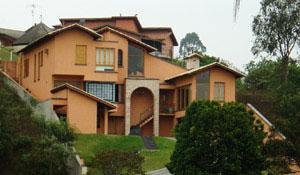 Estilo italiano em casa brasileira
