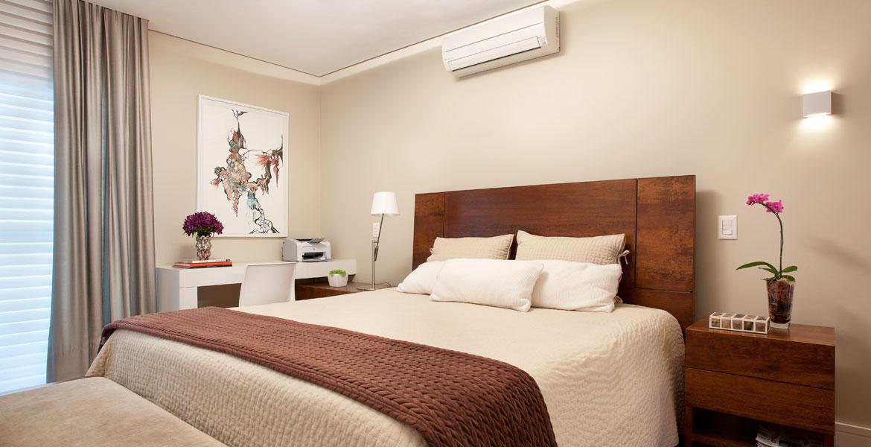 Reforma em apartamento prioriza espaço para convivência