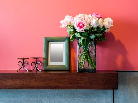 Limpeza de parede com tinta látex, acrílica ou epóxi