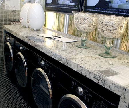 A decoração da lavanderia de Ana Cristina Barbosa