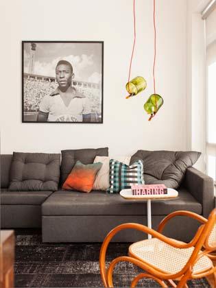 Como instalar pendentes na sala de estar