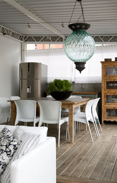 20 ideias de decoração para sala de almoço