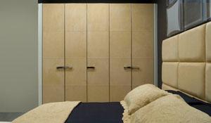 Invista em portas de armários diferentes para mudar o visual da casa