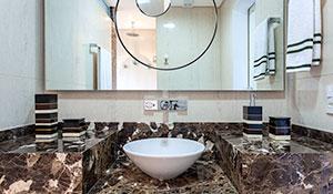 Tipos de cuba para banheiro e lavabo