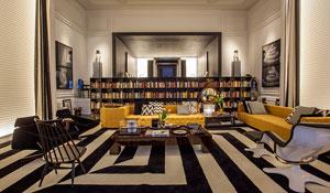 22 ideias de como decorar com livros na Casa Cor SP