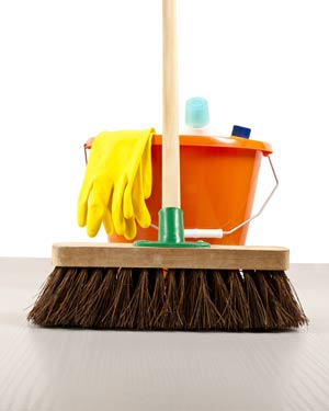 Como limpar cada tipo de piso