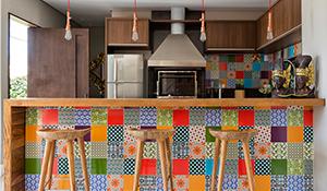 Ideias de decoração inspiradas em patchwork
