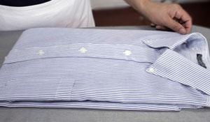 Passo-a-passo de como passar camisa