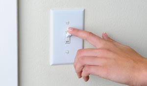 Como economizar luz