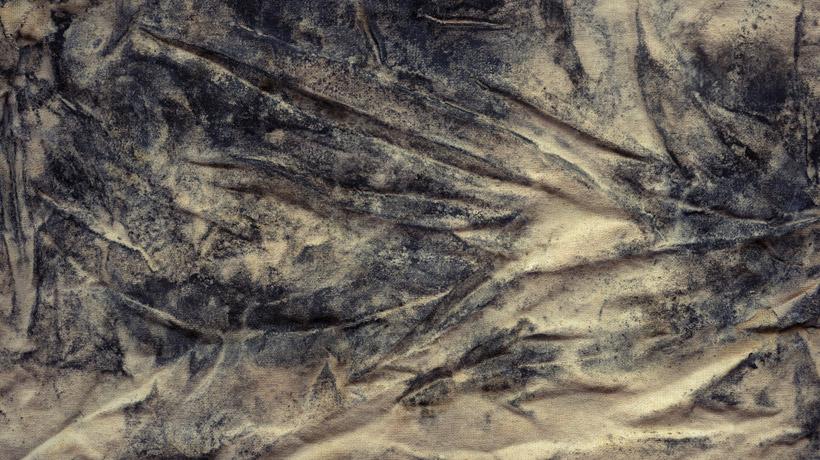 mofo no tecido