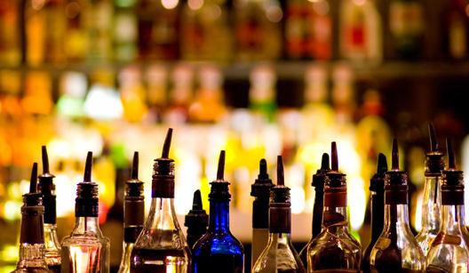 Garrafas de bebida