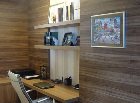Escritório, home office