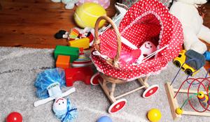 Dicas para organizar brinquedos