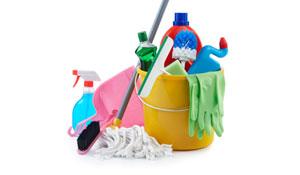 Invista na higienização do imóvel antes da mudança