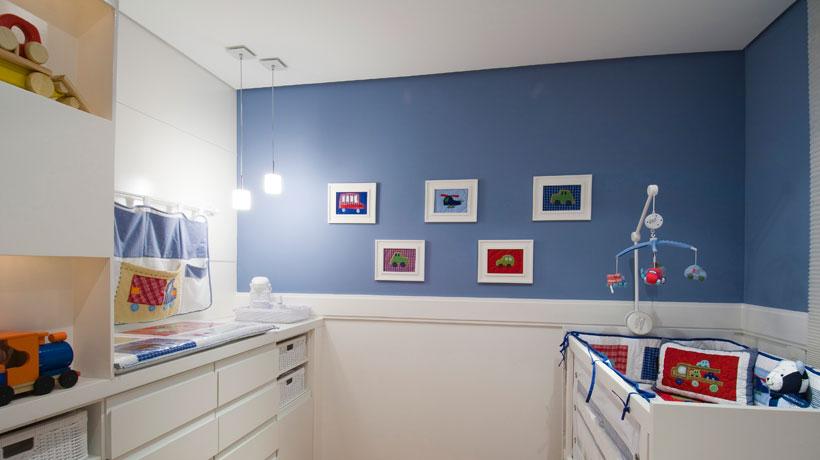 decoração para quarto de bebês