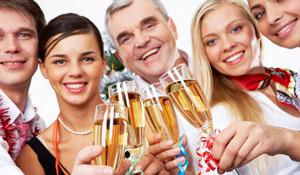 Organize e decore a festa de ano novo em casa