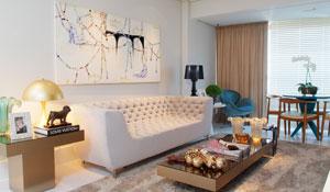 Clássico e moderno agregam charme à decoração