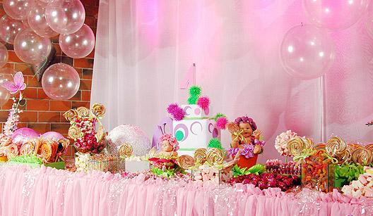 festa infantil menina