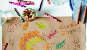 Como dar um toque lúdico à mesa de refeição infantil