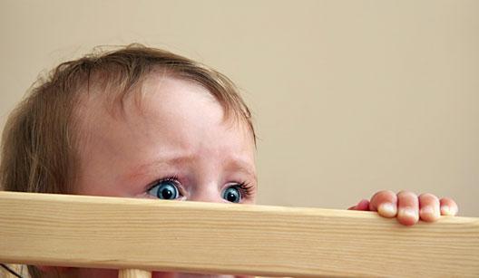 Medo infantil é corriqueiro