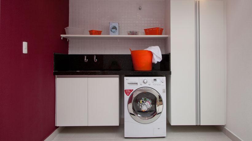 Dicas para organizar a lavanderia