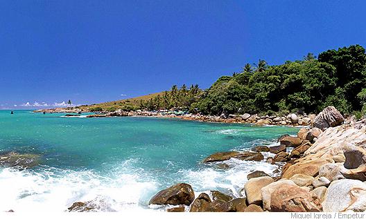 Praia de Calhetas, em Porto de Galinhas