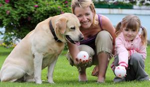 Organize a casa para receber o novo cachorro