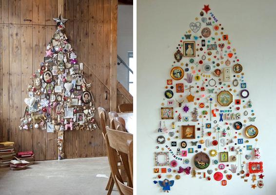 decoracao arvore de natal reciclavel : decoracao arvore de natal reciclavel:Árvores de Natal alternativas – BBel :: Tudo sobre decoração e