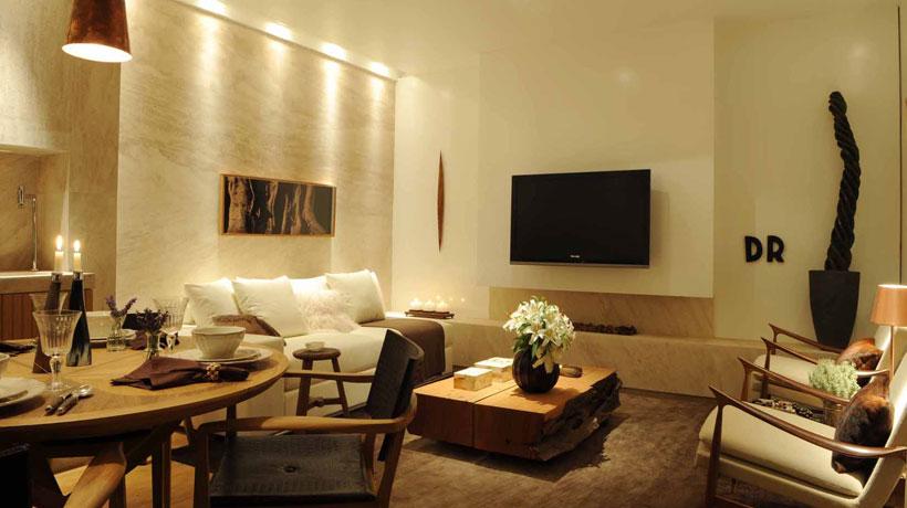 Family Room Ambiente para toda a família - Deborah  Roig
