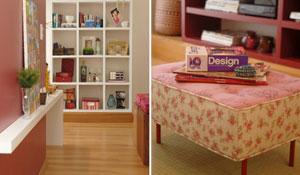 Projetos criam espaço em apartamentos pequenos