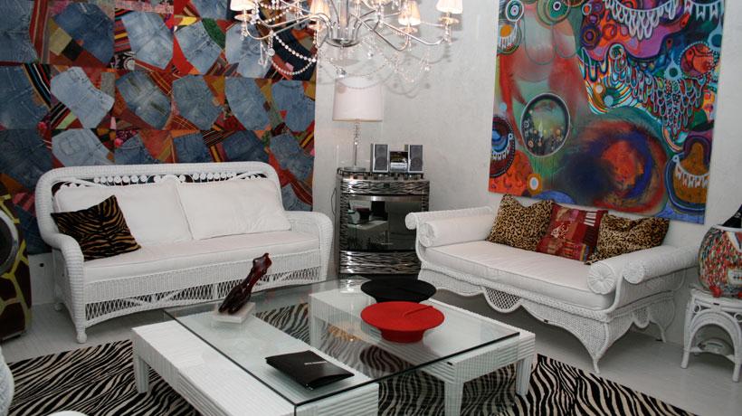 Bya Barros apresenta o Loft Soweto