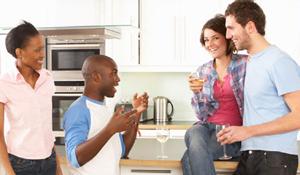 Dicas para receber bem os convidados em casa