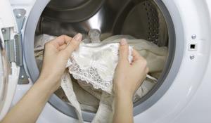 Como lavar roupas íntimas