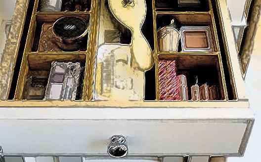 Mantenha seu banheiro organizado