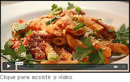 TV BBel: Aprenda a fazer o legítimo molho italiano ao sugo com linguiça