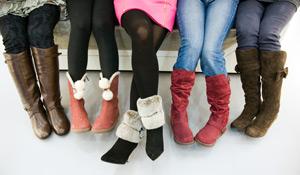 Como guardar e conservar botas