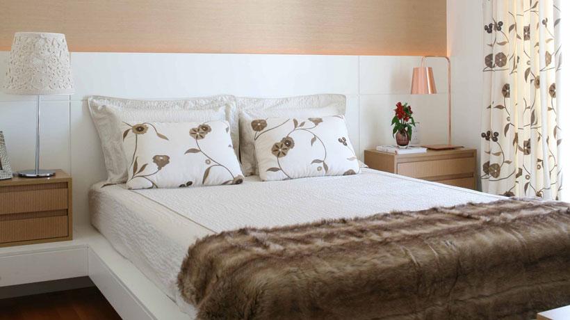 Decorando o apartamento de um casal - Déborah Roig