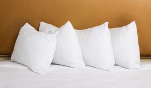A escolha do travesseiro pode influenciar no sono